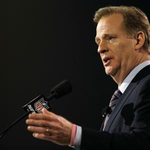 Goodell on 'Deflate-gate', Marshawn Lynch