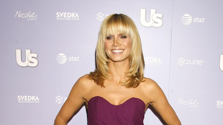 "Heidi Klum Rocks 'Project Runway' Designs - Rami Kashou: Season 4 runner-up; ""All Stars"" 8th place"