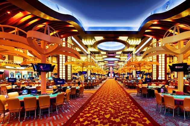 Asia's coolest casinos