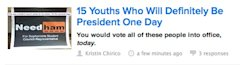 5 Characteristics Of High Converting Headlines image 15 youths youll vote into office one day 1