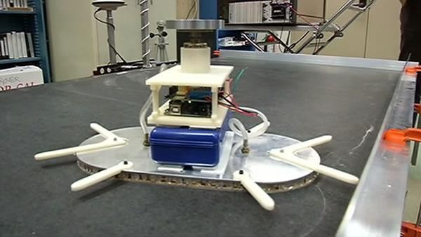 EXCLUSIVE: Stanford working on new space rover