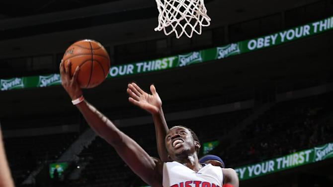 Jackson has 23 points, 20 assists, leads Pistons to win