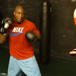 NFL Safety Dashon Goldson's MMA Sparring Workout