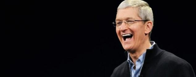 Tim Cook to donate fortune to charity