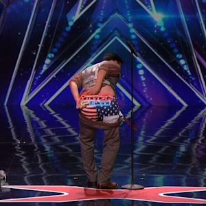 'America's Got Talent' Contestants Pull Eye-popping Things From Their Bodies