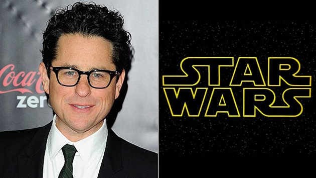 Confirmed: J.J. Abrams to Direct New 'Star Wars'