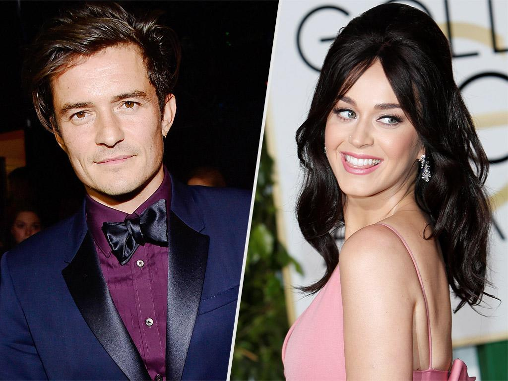 Inside Katy Perry and Orlando Bloom's New Romance: They're 'Very Happy Together,' Says Source