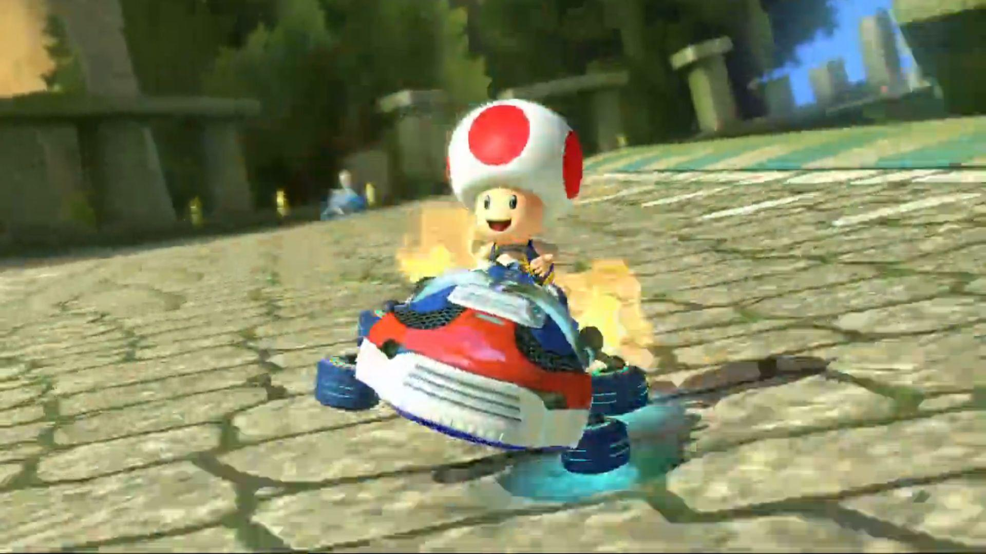 Nintendo Roots For Seattle Seahawks in Super Bowl With Mario Kart 8