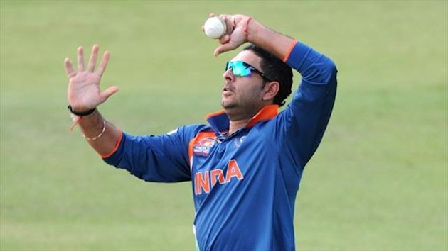 Yuvraj Singh has missed out on India's Champions Trophy squad
