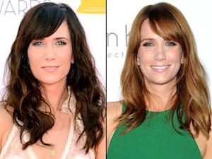 "Kristen Wiig Debuts Lighter Hair Color: ""I Love It!"""