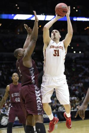 Iowa St powers over NC Central 93-75, loses Niang