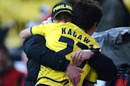 Japanese in Europe: Kagawa's goal assures Dortmund of second straight title, while Usami starts & Honda returns