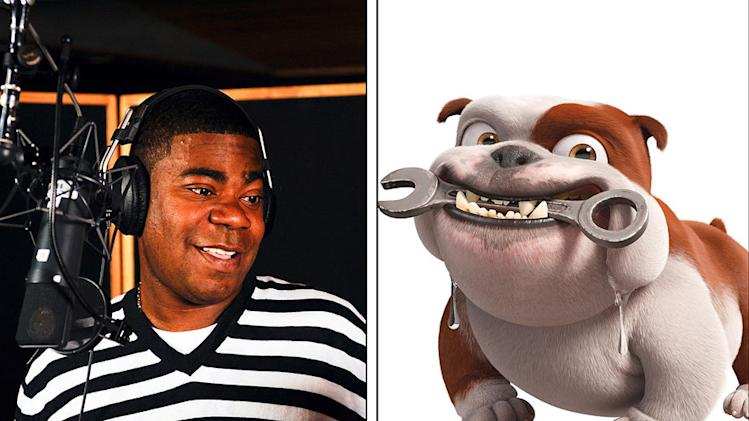 Rio 20th Century Fox 2011 Tracy Morgan