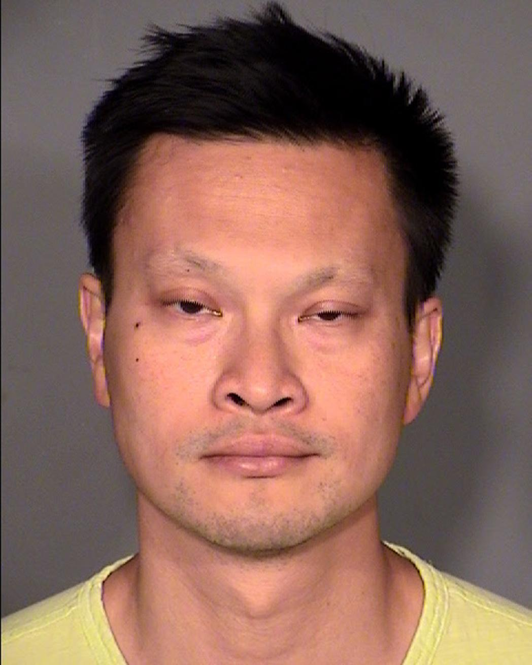Las Vegas doctor denies sexually assaulting patients