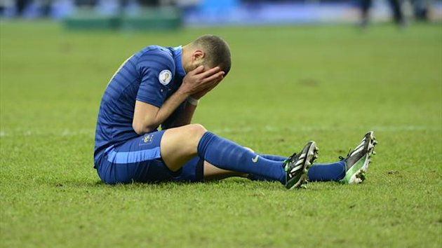 2013 France Espagne Karim Benzema