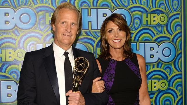 Jeff Daniels Beams Over Emmy Win; Talks Starting On 'Dumb And Dumber To'