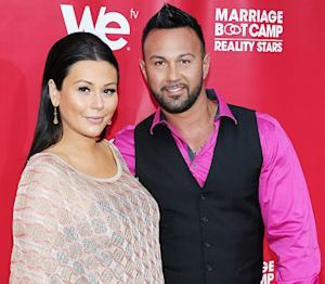 """Jenni """"JWoww"""" Farley: Roger Mathews and I """"Can't Stop Staring at Our Baby Meilani!"""""""