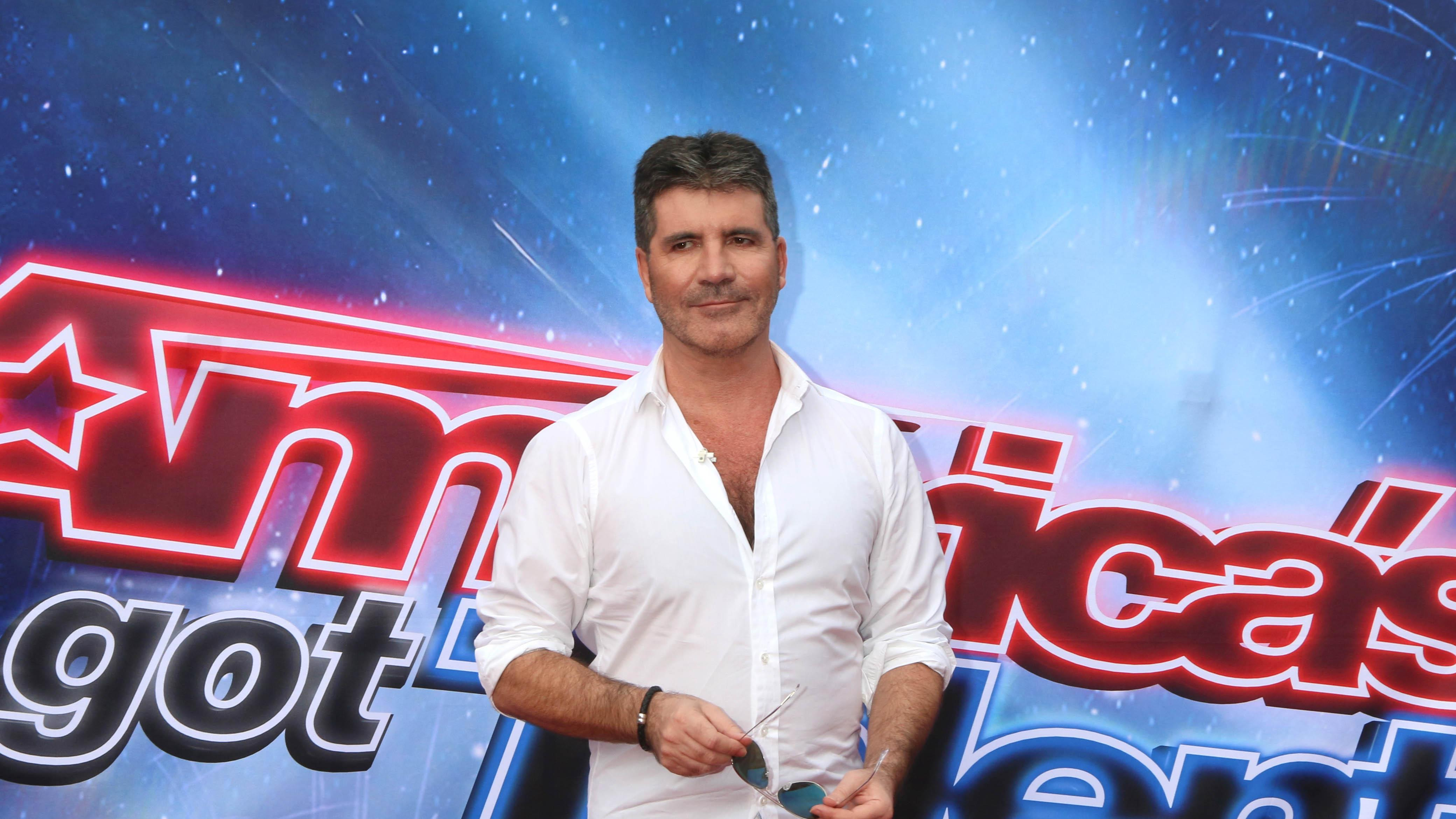 NewFronts 2015: Yahoo Taps Simon Cowell for Live Competition Series