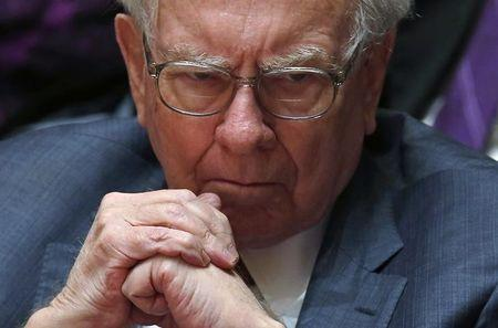 Berkshire's Buffett says Grexit 'may not be bad' for euro zone: CNBC