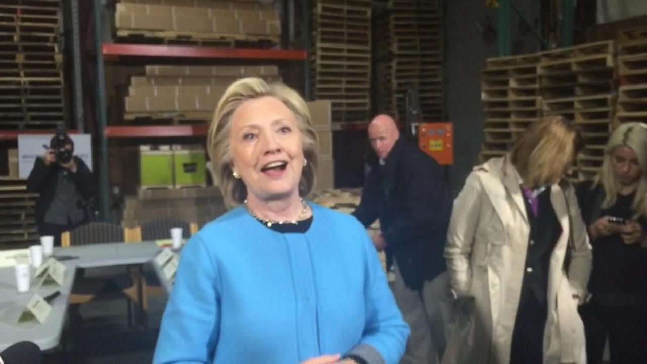 Hillary Clinton Dogged By Allegations of Political Favoritism