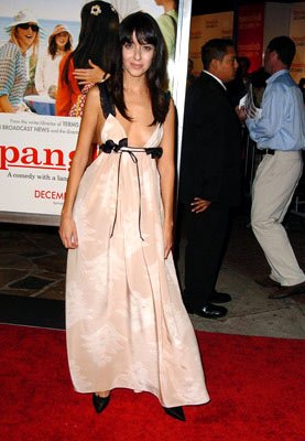 Cecilia Suarez at the Westwood premiere of Columbia Pictures' Spanglish