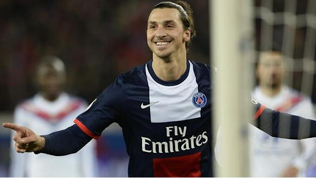 Champions League - PSG to rest Ibrahimovic for Benfica trip