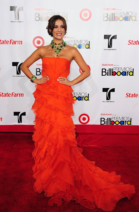 2011 Billboard Latin Music Awards - Arrivals