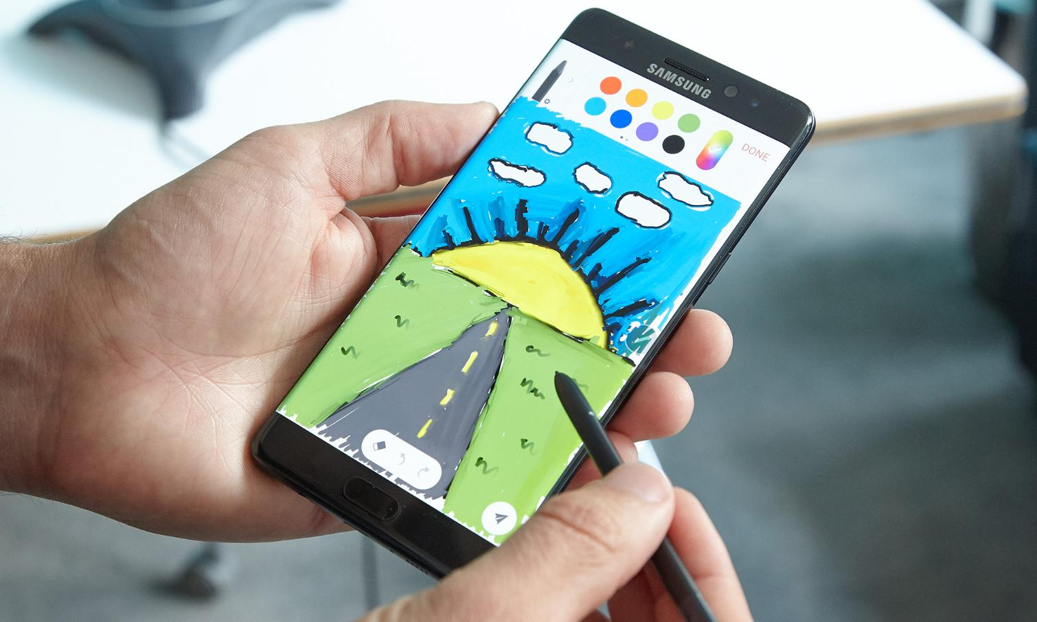 Here's Why the Galaxy Note 7 Exploded (Report)