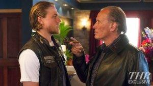 'Sons of Anarchy': First Look at Peter Weller's Crooked Ex-Cop (Exclusive Image)