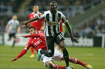 Newcastle defender Haidara hopes for Cabaye stay