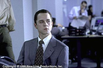 Giovanni Ribisi as Seth Davis in New Line's Boiler Room