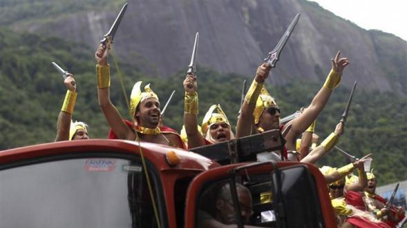 Carnival from around the world