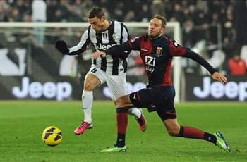 Juventus 1-1 Genoa: Borriello returns to haunt Bianconeri
