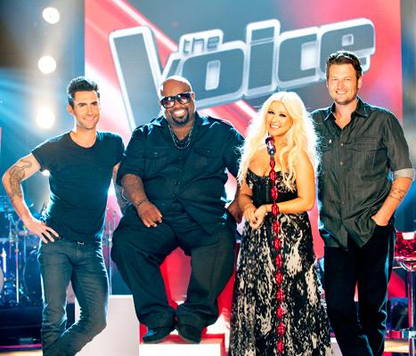 Christina Aguilera, Cee Lo Green Confirmed to Return to The Voice