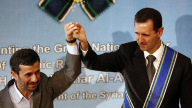 International pressure builds against Syrian regime