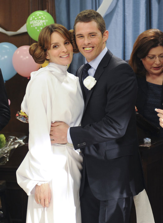 TV Weddings - Liz Lemon and …