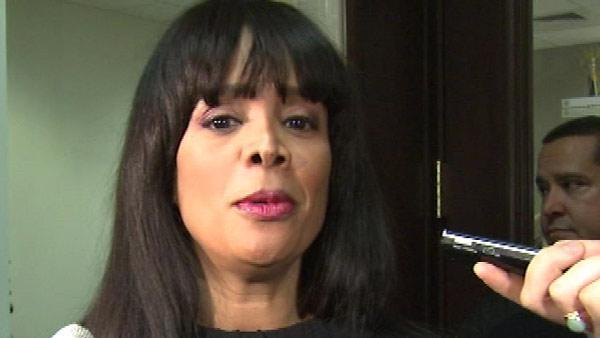 Sandi Jackson resigns from Chicago City Council
