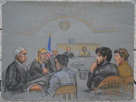 Life and death at the heart of Boston bombing trial
