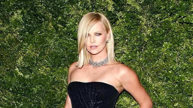 Theron Charlize CFDA Vogue