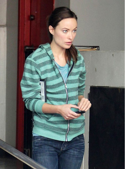 Olivia Wilde W Elcome To People Pr