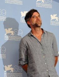 "US film director Paul Thomas Anderson poses during the photocall of ""The Master"" during the 69th Venice Film Festival. The film cast a spell on viewers at the festival with Philip Seymour Hoffman playing a charismatic leader loosely based on Scientology founder L. Ron Hubbard"