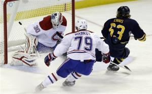 Vanek rallies Sabres to 5-4 shootout win over Habs