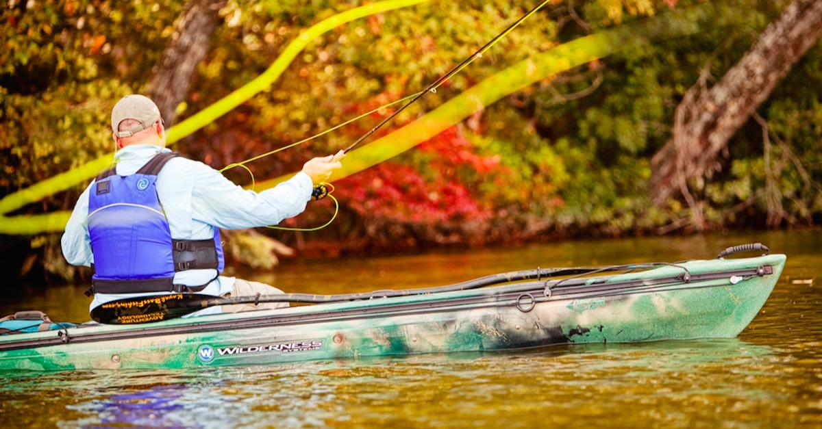 Ditch The Boat: Fishing From A Kayak
