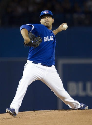 Romero outduels Lester, Blue Jays beat Red Sox 3-1