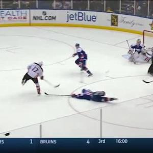 Michal Neuvirth Save on Ryan Kesler (14:12/3rd)