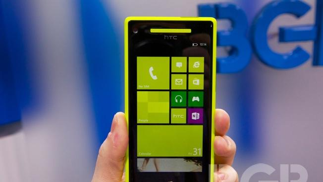 Windows Phone 8X teaser video shows off HTC's colorful new smartphone [video]