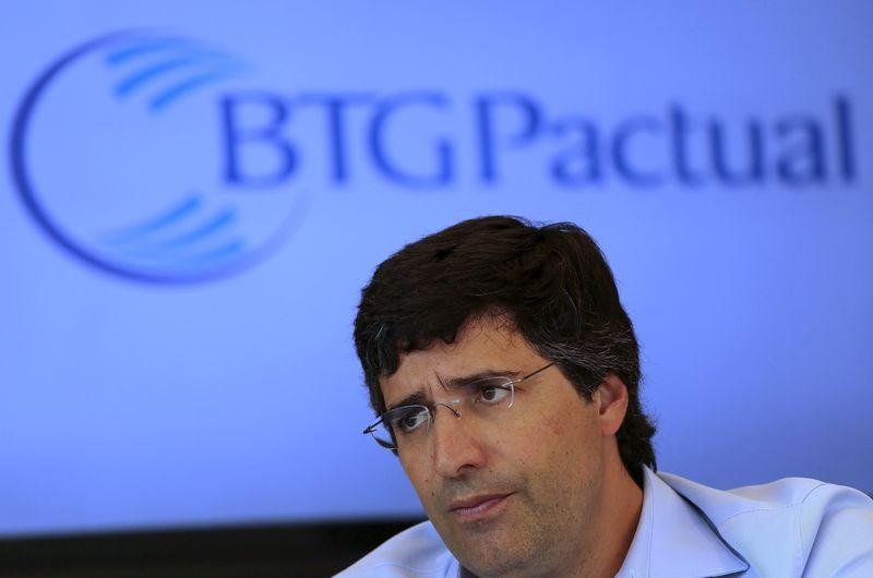 Brazil's BTG Pactual looks to new leadership after Esteves jailed