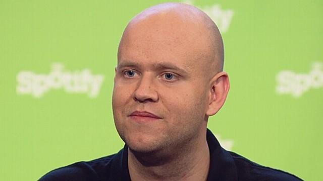 Spotify Co-Founder's Key Ingredient for Successful Entrepreneurs