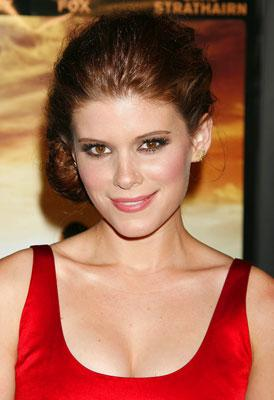 Kate Mara at the Hollywood premiere of Warner Bros. Pictures' We Are Marshall
