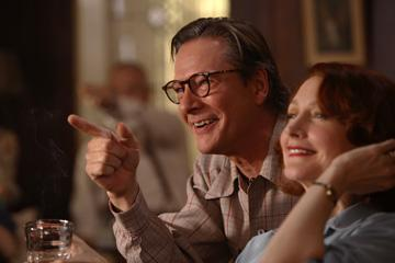 Chris Cooper and Patricia Clarkson in Sony Pictures Classics' Married Life